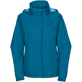 VAUDE Escape Bike Light Jacket Dam kingfisher